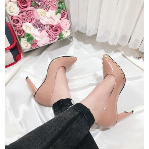 Giày cao gót bít mũi cao cấp - 6384759 , 12999977 , 15_12999977 , 325000 , Giay-cao-got-bit-mui-cao-cap-15_12999977 , sendo.vn , Giày cao gót bít mũi cao cấp