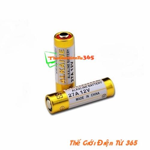 Một Cặp Pin Điều Khiển Alkaline 27A 12V