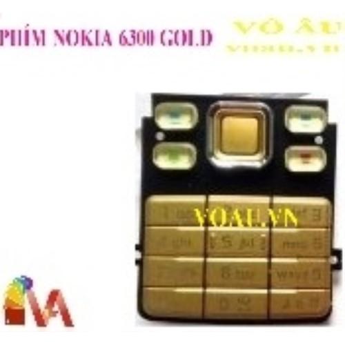 BÀN PHÍM NOKIA 6300 MÀU GOLD - 6380518 , 12994515 , 15_12994515 , 60000 , BAN-PHIM-NOKIA-6300-MAU-GOLD-15_12994515 , sendo.vn , BÀN PHÍM NOKIA 6300 MÀU GOLD