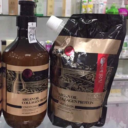 [GX003] Cặp gội xả Pera argan oil 800mlx2
