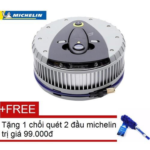 Máy Bơm Lốp Xe Ô Tô 12V Michelin 12260 tặng chổi quét 2 đầu - 6400423 , 13019937 , 15_13019937 , 999000 , May-Bom-Lop-Xe-O-To-12V-Michelin-12260-tang-choi-quet-2-dau-15_13019937 , sendo.vn , Máy Bơm Lốp Xe Ô Tô 12V Michelin 12260 tặng chổi quét 2 đầu