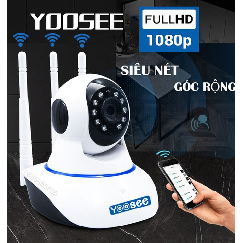 Camera YooSee 3 Anten 2M - Full HD 1080P