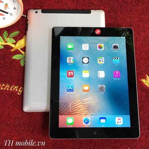 IPAD 3 Rentina 16Gb Wifi 3G Zin Đẹp 99