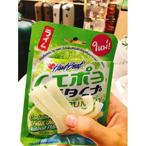 Kẹo dẻo Thai Lan Gummy chanh muối