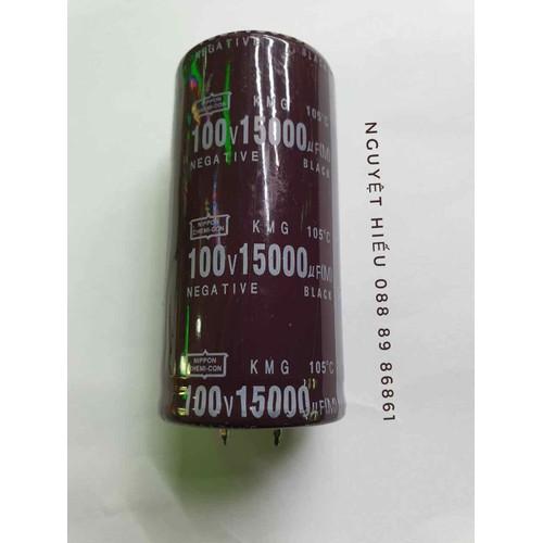 Tụ hoá 15000uF 100V