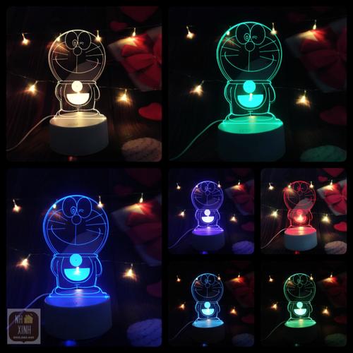 Đèn ngủ 3D DOREMON 16 MÀU kèm điều khiển, đèn trang trí, quà sinh nhật - 6413595 , 13034156 , 15_13034156 , 375000 , Den-ngu-3D-DOREMON-16-MAU-kem-dieu-khien-den-trang-tri-qua-sinh-nhat-15_13034156 , sendo.vn , Đèn ngủ 3D DOREMON 16 MÀU kèm điều khiển, đèn trang trí, quà sinh nhật