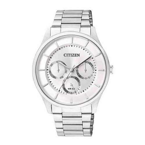 Đồng hồ Citizen - Nam - Dây Kim Loại - AG8351-86A