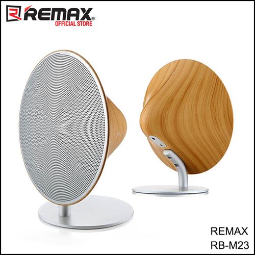 Loa bluetooth Remax RB-M23|Remax M23 UFO ốp gỗ để bàn - 6412703 , 13033147 , 15_13033147 , 1350000 , Loa-bluetooth-Remax-RB-M23Remax-M23-UFO-op-go-de-ban-15_13033147 , sendo.vn , Loa bluetooth Remax RB-M23|Remax M23 UFO ốp gỗ để bàn