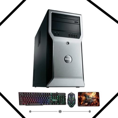 T1600 MT Xeon E3 1240, Ram16GB, SSD120GB, HDD2TB, Quadro 2000