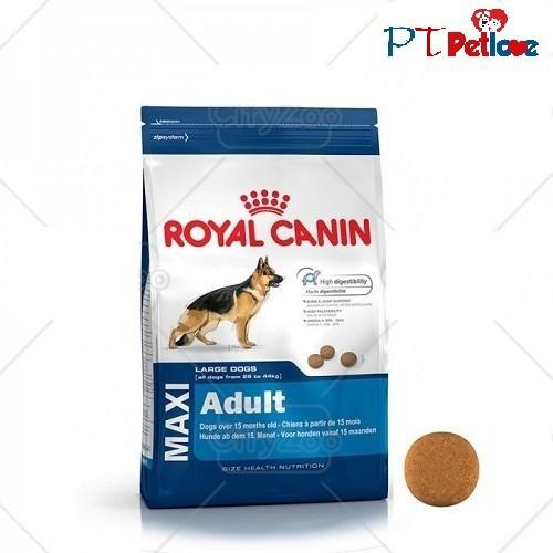Thức ăn cho chó RC Maxi Adult 1kg