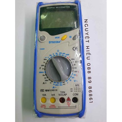 Đồng hồ đo vạn năng điện tử DT9208A