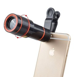 Lens Chụp Hình Cho Điện Thoại   Lens Zoom 8X