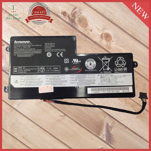 Pin laptop ThinkPad X250 20CLA01YCD - 6414121 , 13034996 , 15_13034996 , 950000 , Pin-laptop-ThinkPad-X250-20CLA01YCD-15_13034996 , sendo.vn , Pin laptop ThinkPad X250 20CLA01YCD