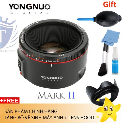 Ống kính Yongnuo 50 F1.8 II for Canon - 6428536 , 13052016 , 15_13052016 , 1599000 , Ong-kinh-Yongnuo-50-F1.8-II-for-Canon-15_13052016 , sendo.vn , Ống kính Yongnuo 50 F1.8 II for Canon