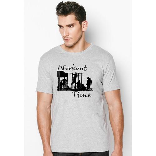Áo thun nam in hình ATND30 Thời trang Fantom