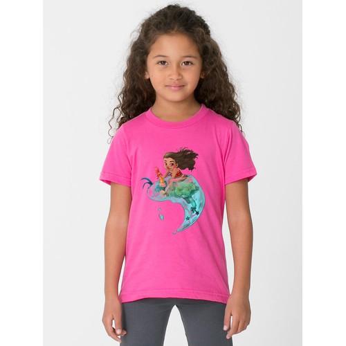 Áo thun bé gái in hình dễ thương - có 6 màu - 6442618 , 13067136 , 15_13067136 , 45000 , Ao-thun-be-gai-in-hinh-de-thuong-co-6-mau-15_13067136 , sendo.vn , Áo thun bé gái in hình dễ thương - có 6 màu