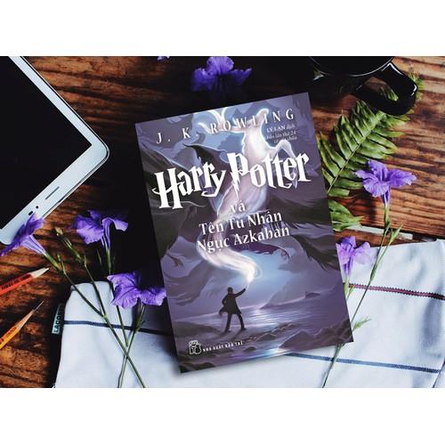 Sách: Harry Potter Và Tên Tù Nhân Ngục Azkaban - Tập 3 - Tái Bản 2017