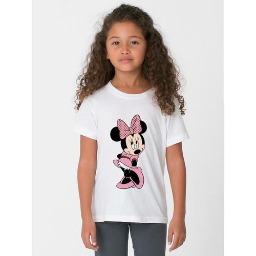 Áo thun bé gái in hình dễ thương - có 6 màu - 6441902 , 13066699 , 15_13066699 , 45000 , Ao-thun-be-gai-in-hinh-de-thuong-co-6-mau-15_13066699 , sendo.vn , Áo thun bé gái in hình dễ thương - có 6 màu