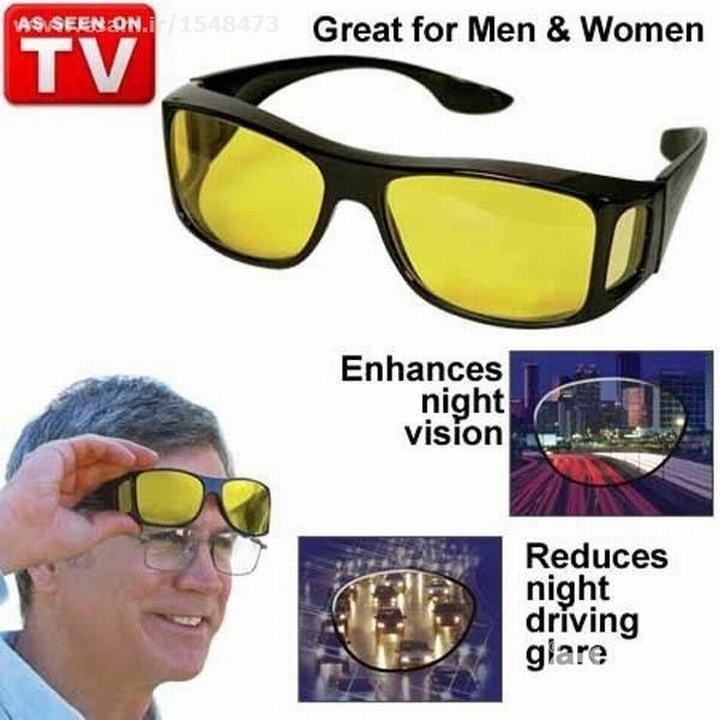 Kính chống lóa - kính đi đêm- Mắt kính đi đêm night view glass