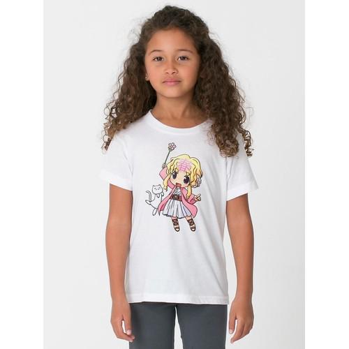 Áo thun bé gái in hình dễ thương - có 6 màu - 6441614 , 13066446 , 15_13066446 , 45000 , Ao-thun-be-gai-in-hinh-de-thuong-co-6-mau-15_13066446 , sendo.vn , Áo thun bé gái in hình dễ thương - có 6 màu