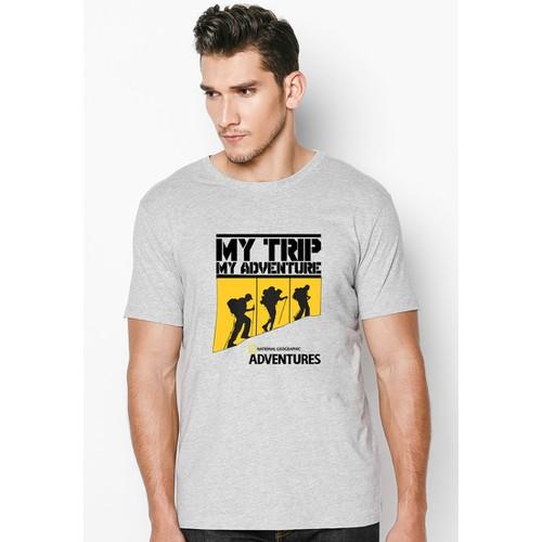 Áo thun nam in hình ATND141 Thời trang Fantom - có 4 màu