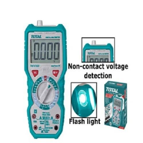Đồng hồ đo điện vạn năng Total TMT47502 - 6451912 , 13080288 , 15_13080288 , 585000 , Dong-ho-do-dien-van-nang-Total-TMT47502-15_13080288 , sendo.vn , Đồng hồ đo điện vạn năng Total TMT47502