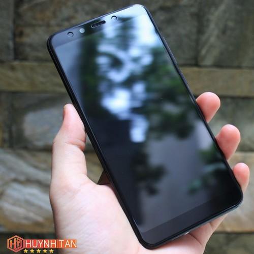 Cường lực Full 6D Xiaomi Mi A2 viền siêu mỏng,full keo