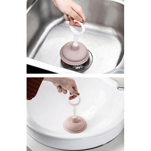 Dụng cụ thông bồn rửa chén