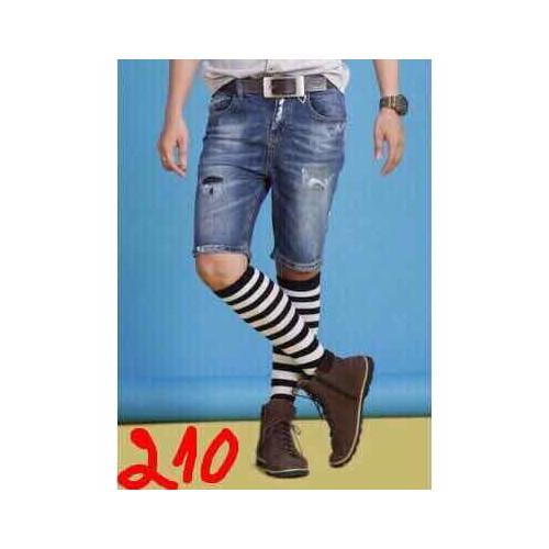 Quần short jean nam thời trang - 6452454 , 13080999 , 15_13080999 , 125000 , Quan-short-jean-nam-thoi-trang-15_13080999 , sendo.vn , Quần short jean nam thời trang