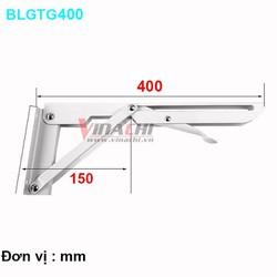 Bản lề gập tay gạt 400mm 2 cái