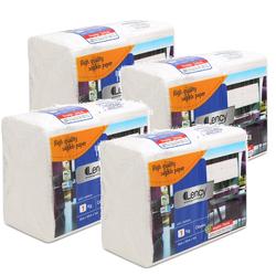 Combo 4 gói Khăn giấy lụa Napkin 33*33 cm 1kg