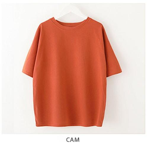 Áo tay lỡ   màu cam   THỜI TRANG FANTOM
