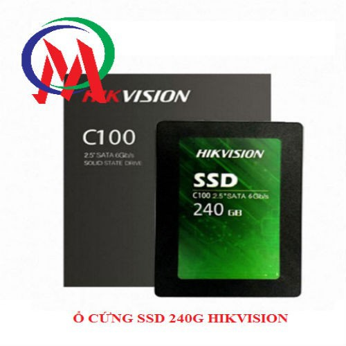 Ổ CỨNG SSD 240GB HIKVISION CHÍNH HÃNG TEM ANH NGỌC TẶNG CÁP SATA
