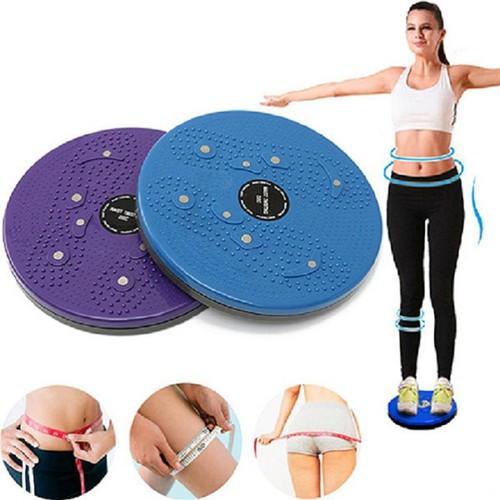 dĩa xoay eo - dụng cụ thể thao trong nhà - dụng cụ gym