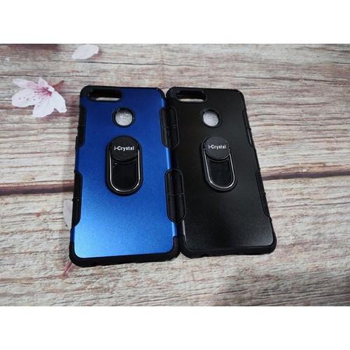 Ốp điện thoại Oppo F7 I-crystal chống sốc