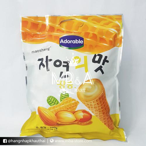 Bánh ốc quế Hàn Quốc Adorable - nhân bơ Đậu Phộng - Hàn Quốc - 6445394 , 13070702 , 15_13070702 , 50000 , Banh-oc-que-Han-Quoc-Adorable-nhan-bo-Dau-Phong-Han-Quoc-15_13070702 , sendo.vn , Bánh ốc quế Hàn Quốc Adorable - nhân bơ Đậu Phộng - Hàn Quốc