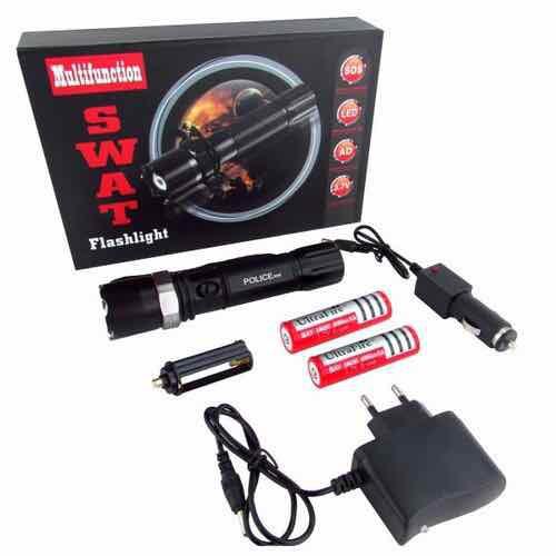 Đèn pin siêu sáng -Police sử dụng pin sạc - 6446055 , 13071420 , 15_13071420 , 150000 , Den-pin-sieu-sang-Police-su-dung-pin-sac-15_13071420 , sendo.vn , Đèn pin siêu sáng -Police sử dụng pin sạc