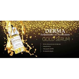 gold serum dưỡng trắng da vàng 24k 10ml - 072 thumbnail
