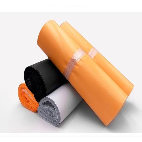 Túi nylon dai gói hàng, chuẩn cho shop màu cam