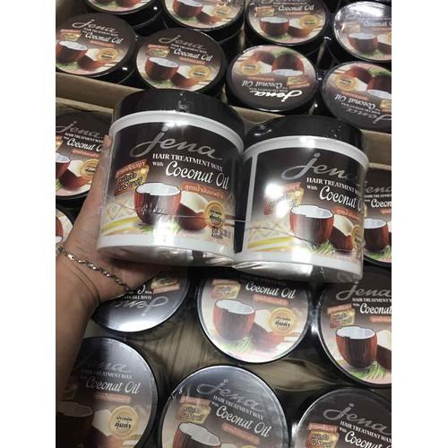 Ủ tóc tinh dầu dừa Jena Thái Lan 500ml - 4535142 , 13065300 , 15_13065300 , 65000 , U-toc-tinh-dau-dua-Jena-Thai-Lan-500ml-15_13065300 , sendo.vn , Ủ tóc tinh dầu dừa Jena Thái Lan 500ml