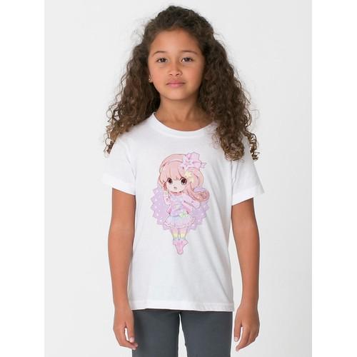 Áo thun bé gái in hình dễ thương - có 6 màu - 6443281 , 13067800 , 15_13067800 , 45000 , Ao-thun-be-gai-in-hinh-de-thuong-co-6-mau-15_13067800 , sendo.vn , Áo thun bé gái in hình dễ thương - có 6 màu
