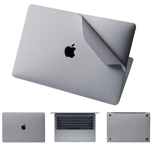Bộ dán Full JRC màu Grey Macbook Air 2018 A1932