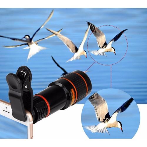 Ống kính chụp hình cho smartphone