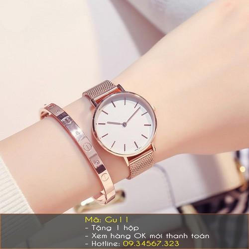 Đồng hồ nữ dây lưới thời trang - 6465036 , 13097236 , 15_13097236 , 398000 , Dong-ho-nu-day-luoi-thoi-trang-15_13097236 , sendo.vn , Đồng hồ nữ dây lưới thời trang
