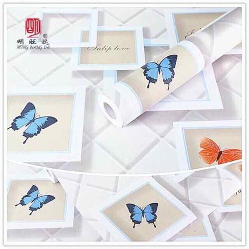 giấy dán tường bướm ô vuông tinh tế có sẵn keo - 6459757 , 13089807 , 15_13089807 , 99000 , giay-dan-tuong-buom-o-vuong-tinh-te-co-san-keo-15_13089807 , sendo.vn , giấy dán tường bướm ô vuông tinh tế có sẵn keo