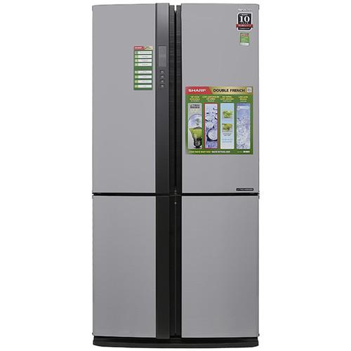 Tủ lạnh Sharp 4 cửa J-Tech Inverter 626 lít SJ-FX631V-SL - 7105408 , 13834295 , 15_13834295 , 17790000 , Tu-lanh-Sharp-4-cua-J-Tech-Inverter-626-lit-SJ-FX631V-SL-15_13834295 , sendo.vn , Tủ lạnh Sharp 4 cửa J-Tech Inverter 626 lít SJ-FX631V-SL