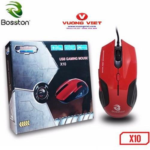 Chuột game có dây Bosston X10 - 6464181 , 13096175 , 15_13096175 , 89000 , Chuot-game-co-day-Bosston-X10-15_13096175 , sendo.vn , Chuột game có dây Bosston X10