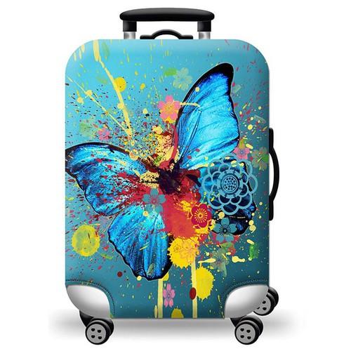 Túi bọc bảo vệ vali -Áo vỏ bọc vali BUTTEFLY HPMVALI H43