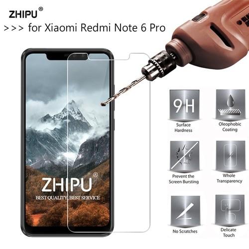 Miếng dán cường lực màn hình Xiaomi Note 6 Pro