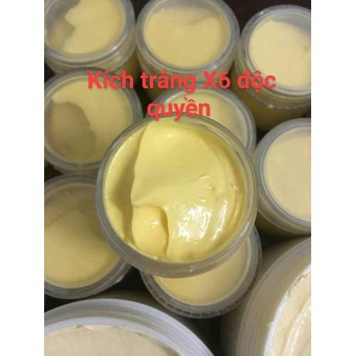 combo kem trắng da tofu kèm kích trắng X6 siêu trắng